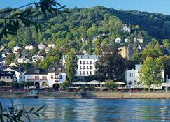 Das Ebertor Hotel & Hostel - Boppard - Buiten zicht