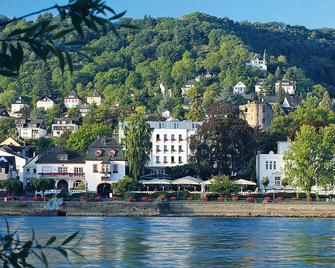 Das Ebertor Hotel & Hostel - Boppard - Вигляд зовні