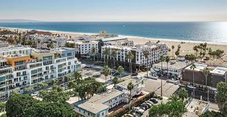 Ocean Lodge Santa Monica Beach Hotel - Santa Monica - Näkymät ulkona