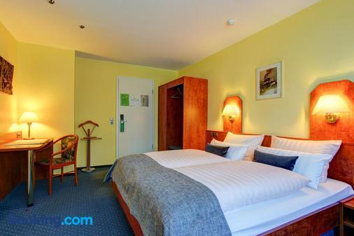 Hotel Elbinsel - Hamburg - Bedroom
