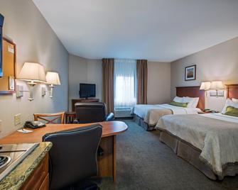 Candlewood Suites Perrysburg - Perrysburg - Slaapkamer
