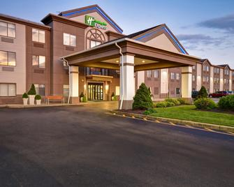 Holiday Inn Express Newport North - Middletown - Middletown - Building