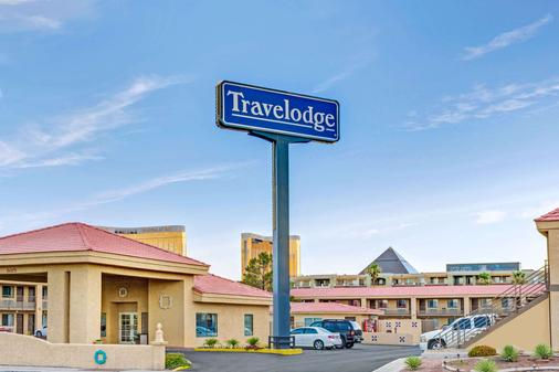 Travelodge by Wyndham Las Vegas Airport No/Near The Strip - Las Vegas - Gebäude
