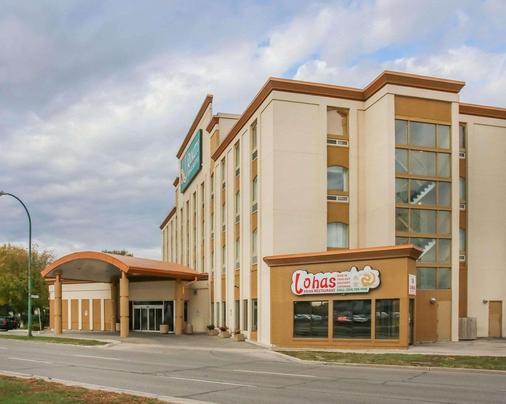 Quality Inn & Suites - Winnipeg - Building