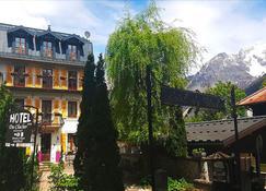 Hotel du Clocher - Chamonix - Bangunan