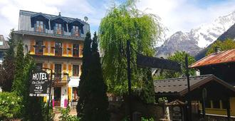 Hotel du Clocher - Chamonix - Building