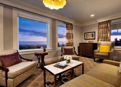 Claremont Club and Spa A Fairmont Hotel - Berkeley - Wohnzimmer