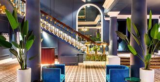 Mercure Brighton Seafront Hotel - Brighton - Oleskelutila