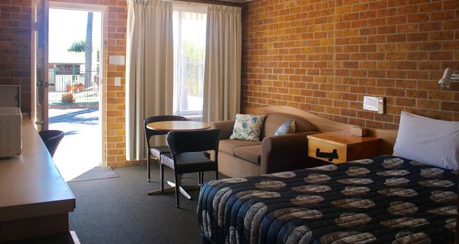 Town And Country Motor Inn - Tamworth - Κρεβατοκάμαρα