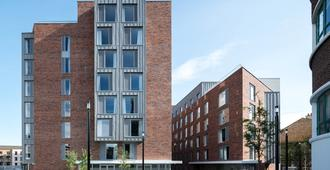 Aparto - Binary Hub - Campus Accommodation - Dublin - Rakennus