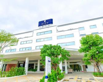 The Rich Hotel Korat - Nakhon Ratchasima - Gebouw