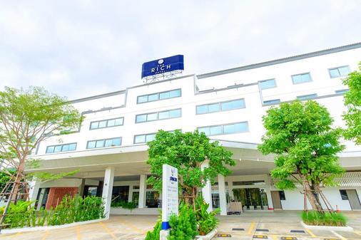 The Rich Hotel - Nakhon Ratchasima - Rakennus
