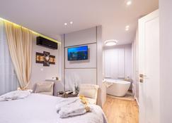 Luxury Rooms Kadena - ซาดาร์ - ห้องนอน