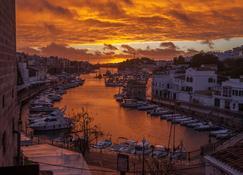 Hotel Can Faustino - Ciutadella de Menorca - Udsigt