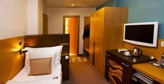 Hotel Danubia Gate - Bratislava - Yatak Odası