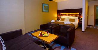 Hotel Danubia Gate - Bratislava - Camera da letto