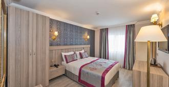 Dab Hotel - איסטנבול - חדר שינה
