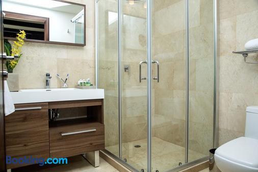 MX Grand Suites - Mexico City - Bathroom