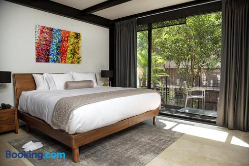 MX Grand Suites - Mexico City - Bedroom