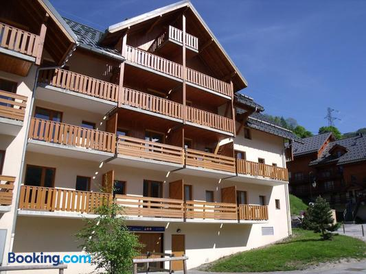Residence Goelia Les Chalets Valoria - Valloire - Building