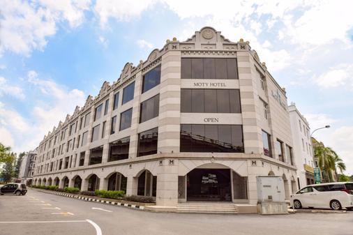 Moty Hotel - Malakka - Gebäude