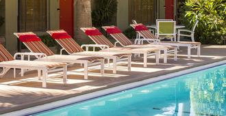 Desert Riviera Hotel - פאלם ספירנגס - בריכה