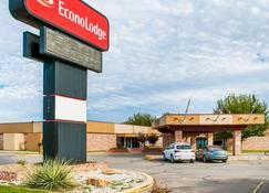 Econo Lodge - Карлсбад - Building