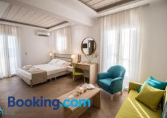 Polis Boutique Hotel - Naxos - Habitación