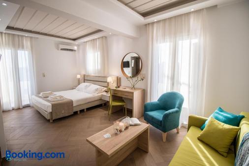 Polis Boutique Hotel - Naxos - Bedroom