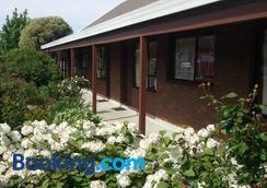 Carisbrook Motel - Dunedin - Outdoor view