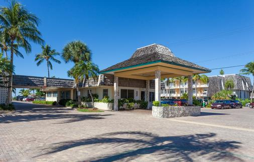 Outrigger Beach Resort - Fort Myers Beach - Rakennus