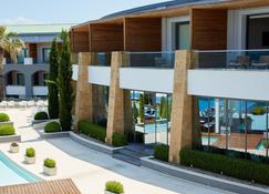 Cavo Olympo Luxury Hotel & Spa - Adults Only - Litóchoro - Building