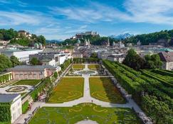 IMLAUER HOTEL PITTER Salzburg - זלצבורג - נוף חיצוני