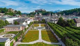 IMLAUER HOTEL PITTER Salzburg - Salzburg - Outdoors view