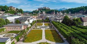 IMLAUER HOTEL PITTER Salzburg - Salzburg - Näkymät ulkona