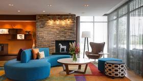 Fairfield Inn & Suites by Marriott Dallas West/I-30 - Dallas - Lobby