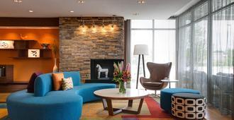 Fairfield Inn & Suites by Marriott Dallas West/I-30 - דאלאס - לובי
