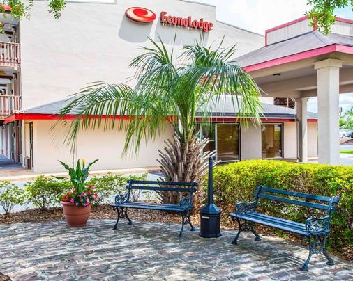 Econo Lodge - Summerville - Building