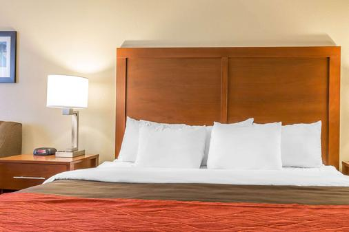 Comfort Inn - Frederick - Bedroom
