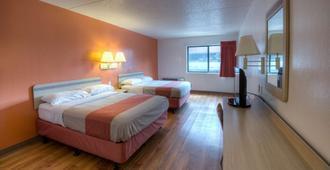 Motel 6 New Haven Branford - Branford - Bedroom