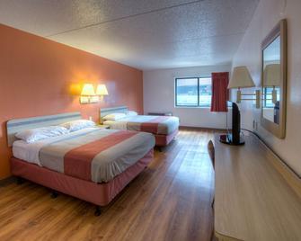 Motel 6 New Haven Branford - Branford - Спальня