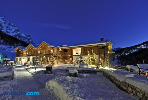 Hotel Fanes - San Cassiano/St. Kassian - Building