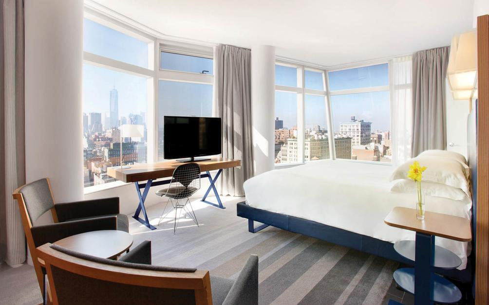 The Standard East Village From 58 New