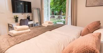 luxury rooms with balcony - Zadar - Bedroom