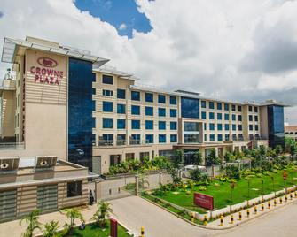 Crowne Plaza Nairobi Airport - Найроби - Здание