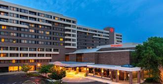 Sheraton Norfolk Waterside Hotel - Norfolk - Bâtiment