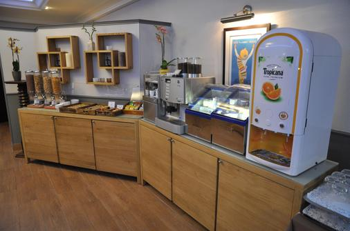 Best Western Marseille Aeroport - Vitrolles - Buffet