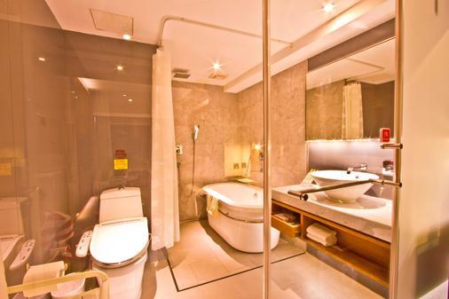 W5 Best Hotel - Taipei - Kylpyhuone