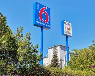 Motel 6 San Francisco Redwood City - Belmont - Gebouw