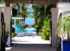 Point Grace - Providenciales - Basen